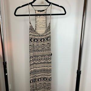 Tribal Maxi Dress
